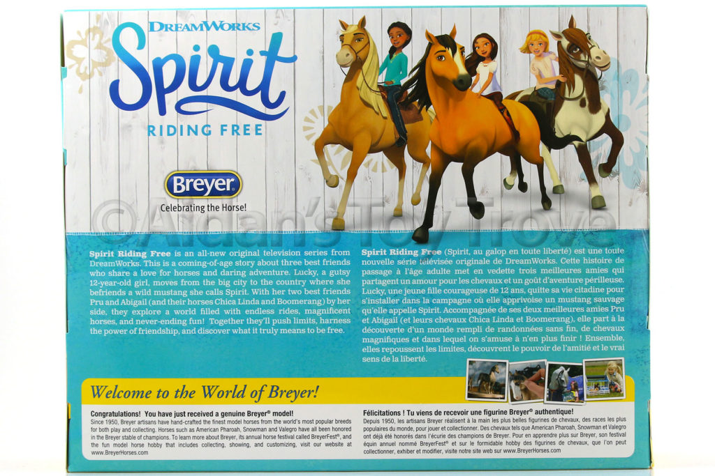 Breyer Chica Linda 9201 Spirit Riding Free Series