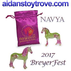 Breyer Navya BreyerFest 2017