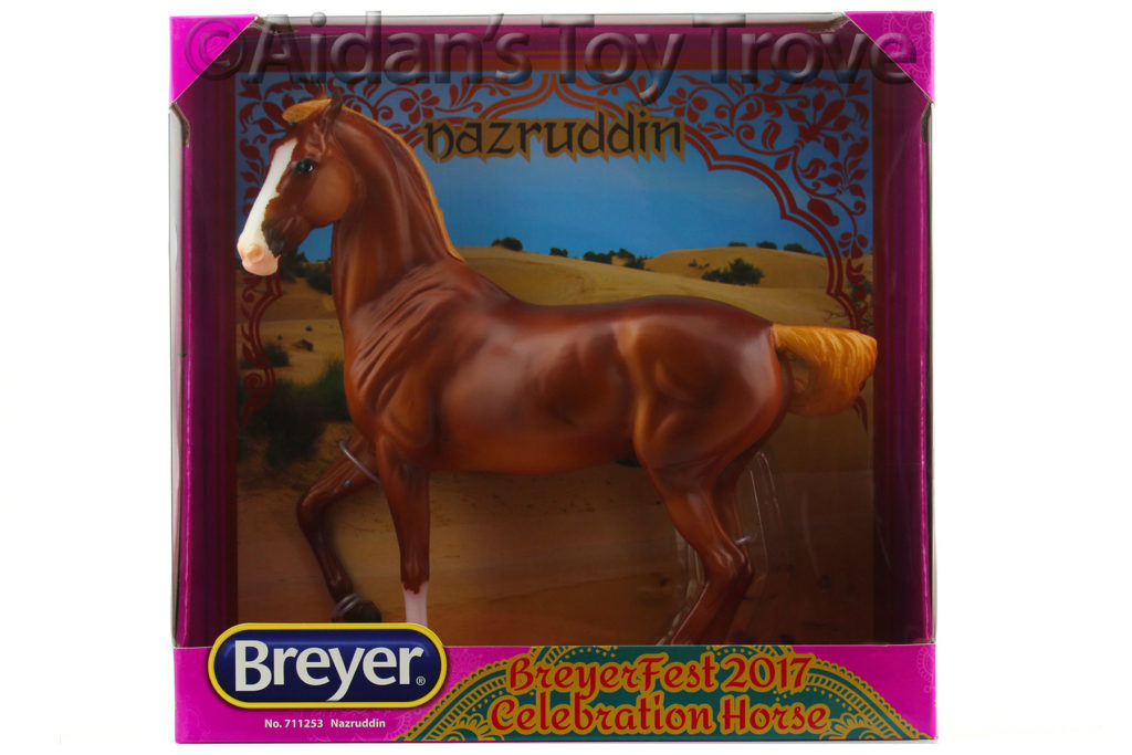 Breyer Nazruddin 711253 BreyerFest 2017 Celebration Horse