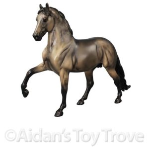 Breyer Test Color Grullo Peruvian Paso
