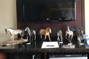 BreyerFest 2017 Custom Breyer Steampunk Horses by Elayne Watrus