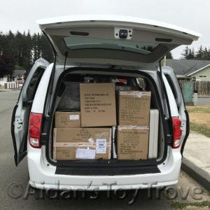 BreyerFest 2017 Minivan