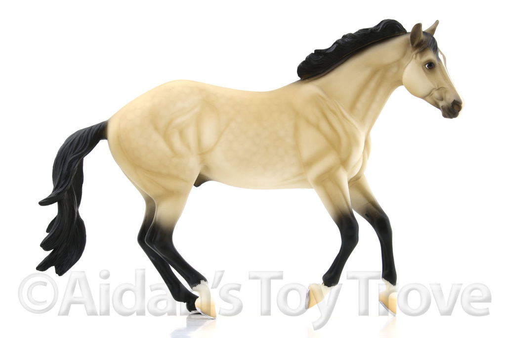 Breyer Bollywood Surprise Buckskin 711257 BreyerFest 2017 Latigo