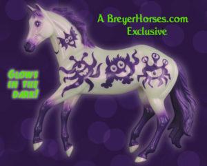 Breyer Goblin 712230 Halloween Horse