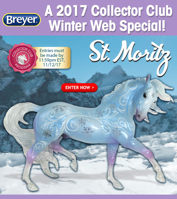 Breyer St. Moritz 712225