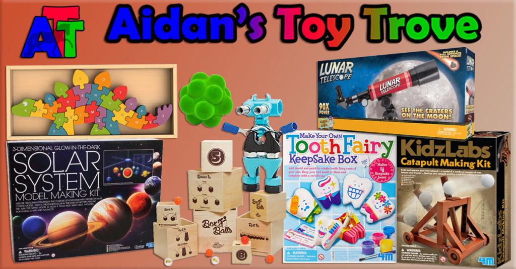 Aidan's Toy Trove