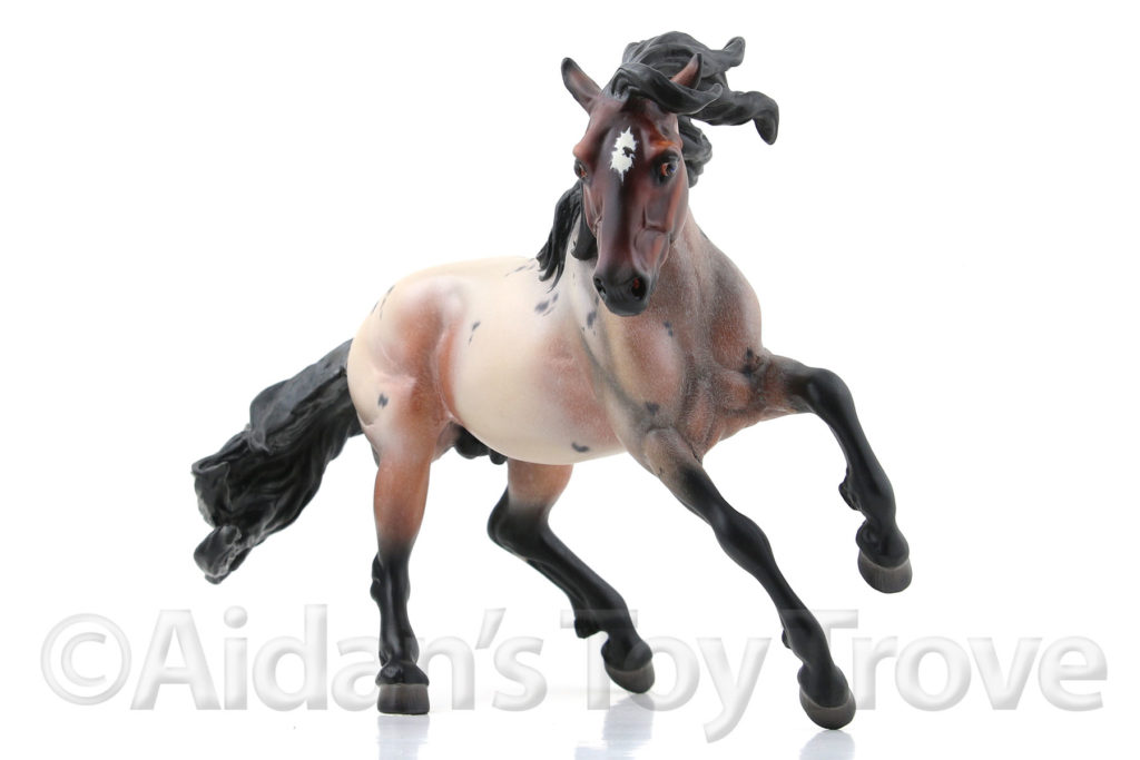 Breyer Custom Nokota by Jessica Berry