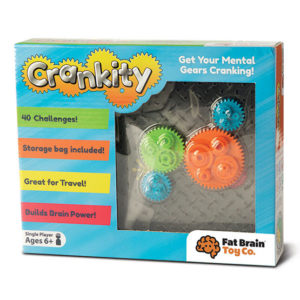 Fat Brain Crankity Game