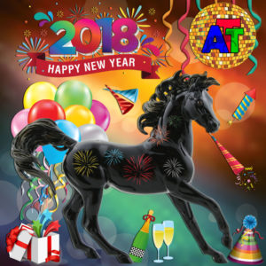Happy New Year From Aidan's Toy Trove