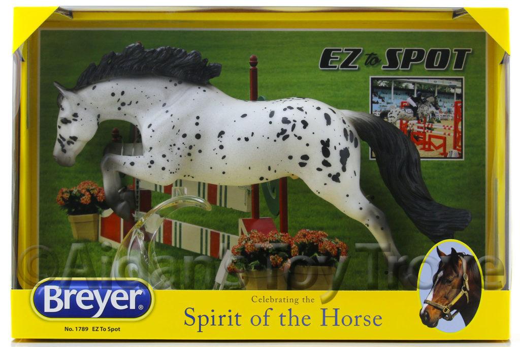 Breyer EZ To Spot 1789