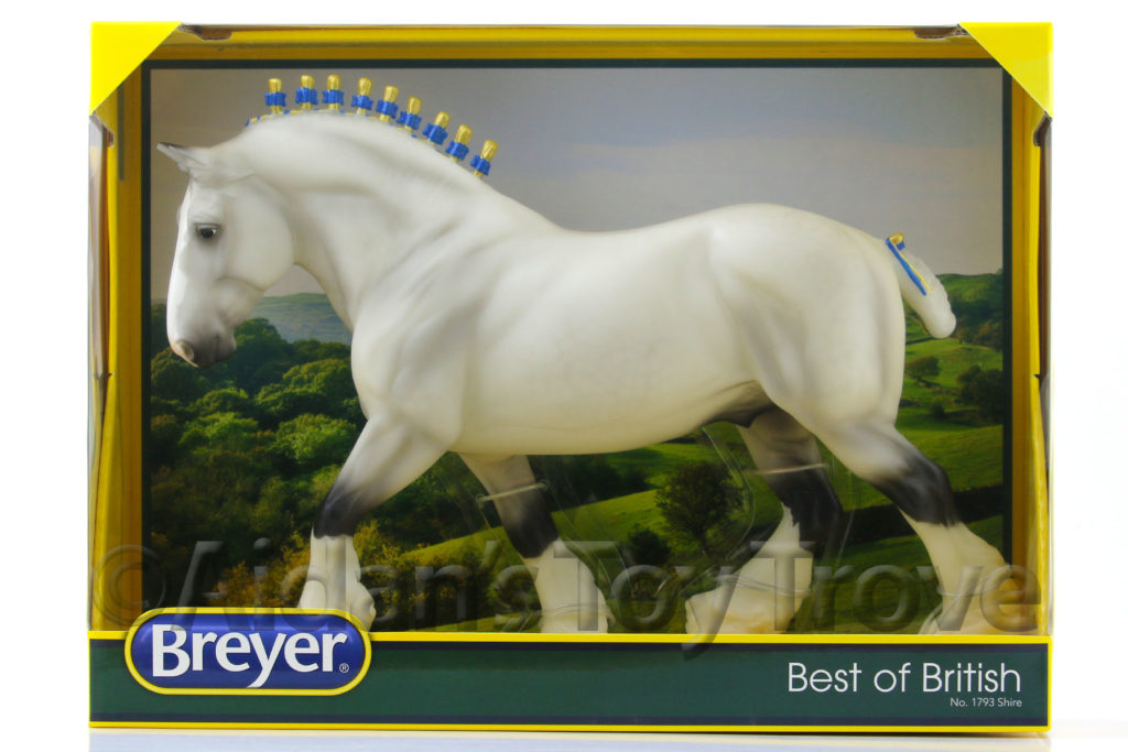 Breyer Shire 1793