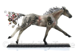 Breyer Custom Steampunk Ruffian by Elayne Watrus