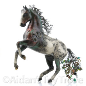 Breyer Custom Steampunk Desatado by Elayne Watrus