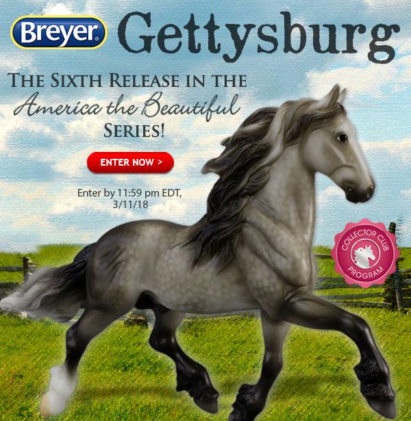 Breyer Gettysburg 712252