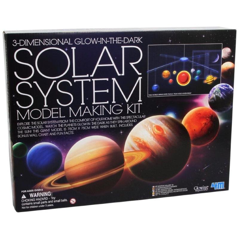Solar System Model Making Kit