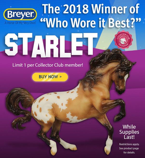 Breyer Starlet 712262
