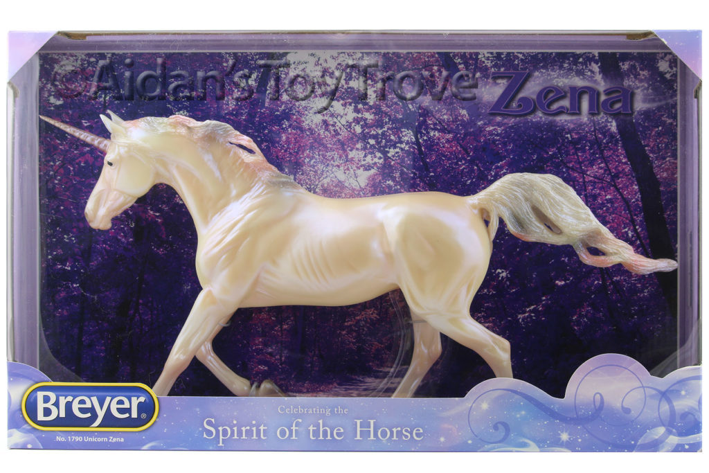 Breyer Zena Unicorn 1790