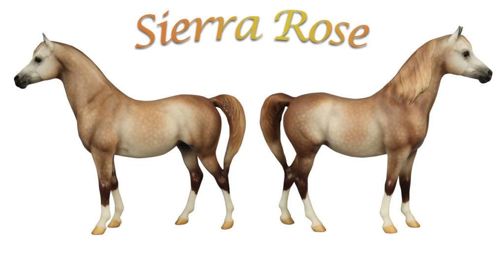 Breyer Sierra Rose BreyerFest 2018