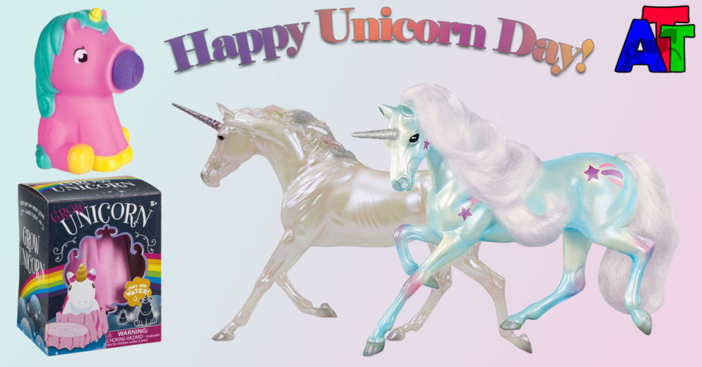 Happy Unicorn Day