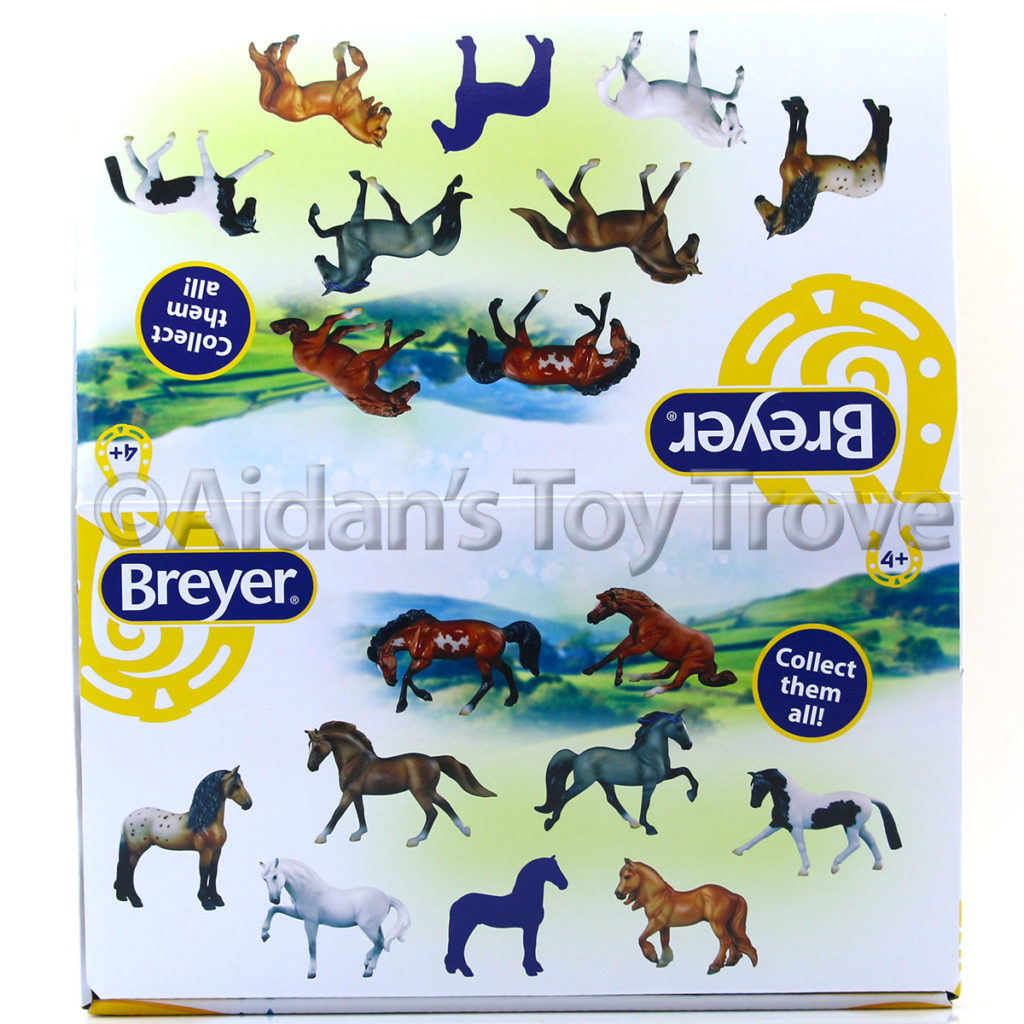 Breyer Mystery Stablemate Complete Box 2018