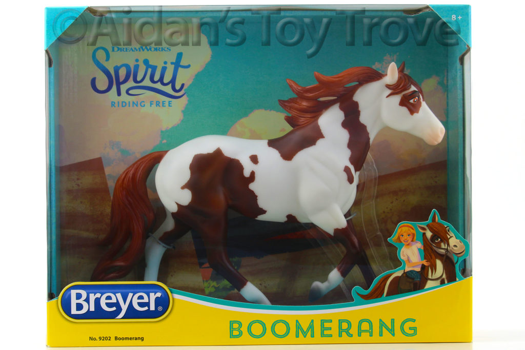 Breyer Boomerang 9202 Spirit Riding Free