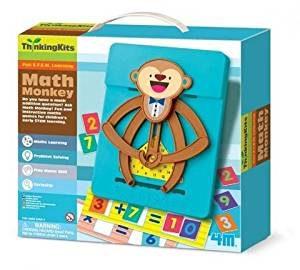 Math Monkey Thinking Kit