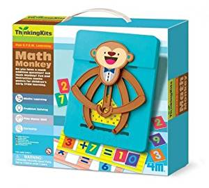 Math Monkey Thinking Kit