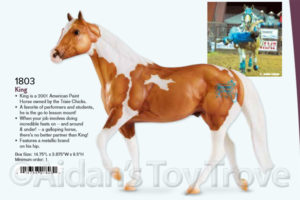 Breyer King 1803