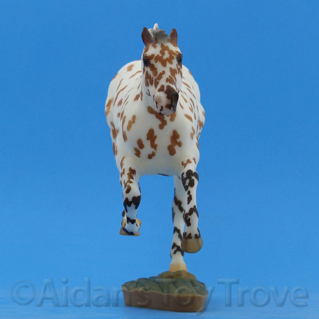 Breyer Dark Horse Surprise Matte Appaloosa 711285