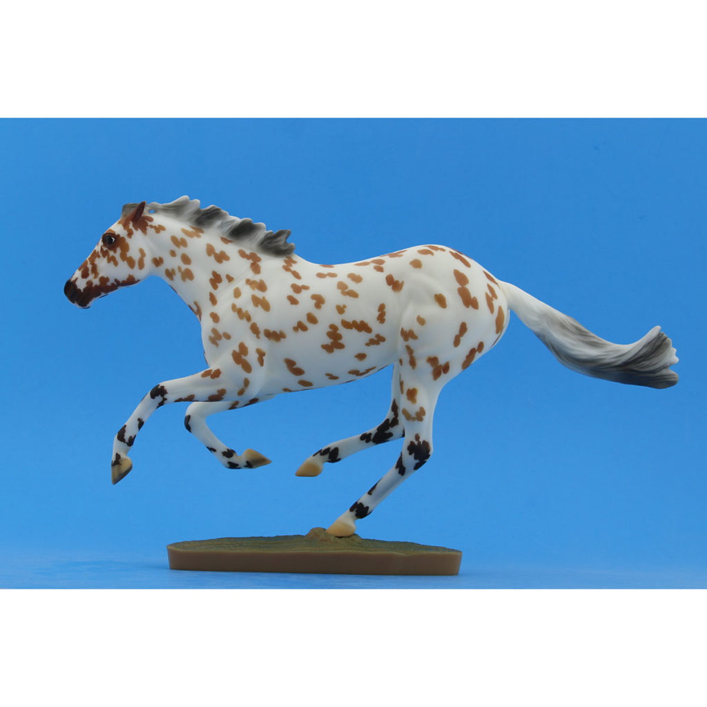 Breyer Dark Horse Surprise Matte Appaloosa 711285