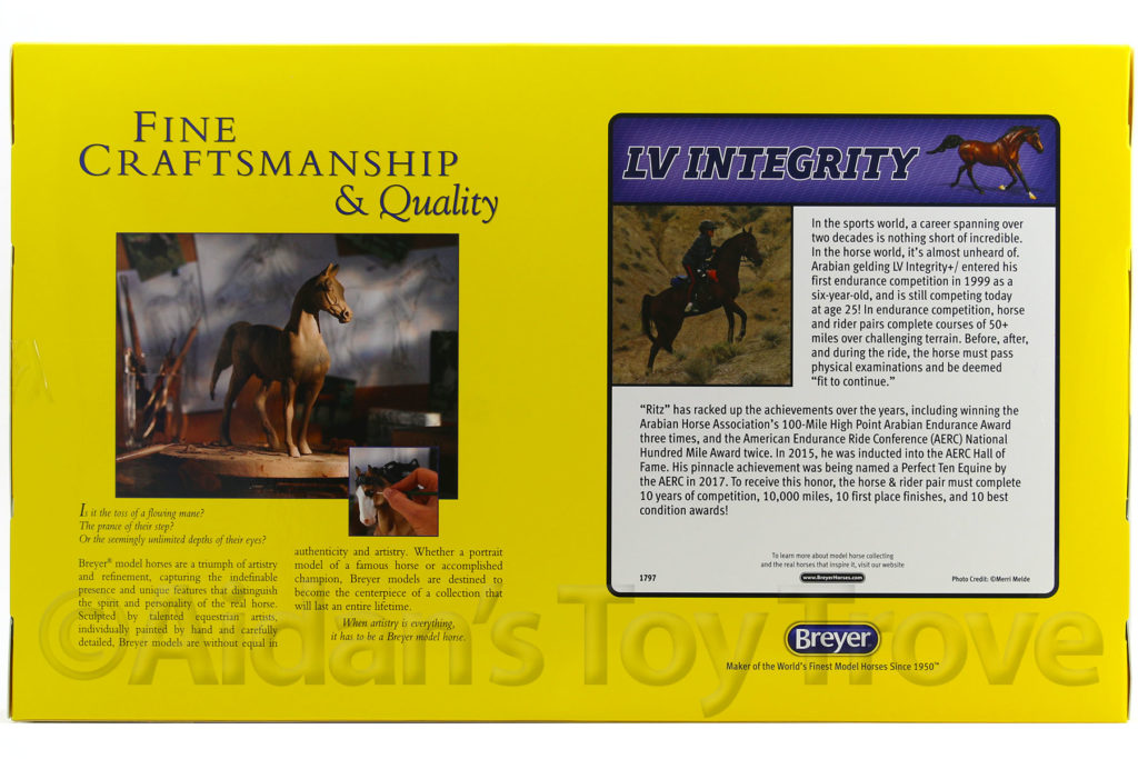 Breyer LV Integrity 1797
