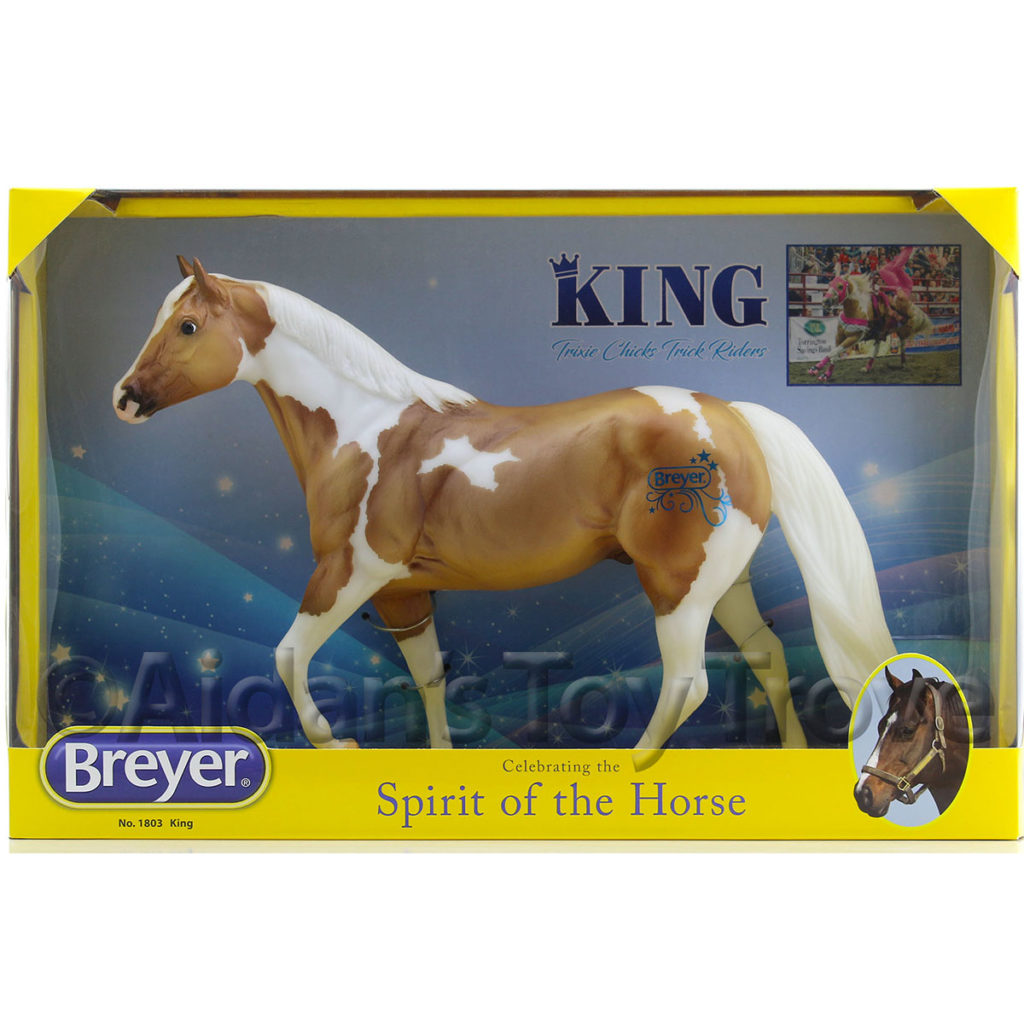 Breyer King Trick Horse 1803