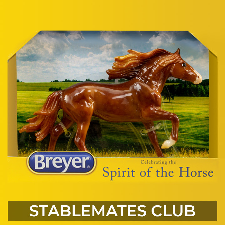 Breyer 2019 Stablemate Club Mirado