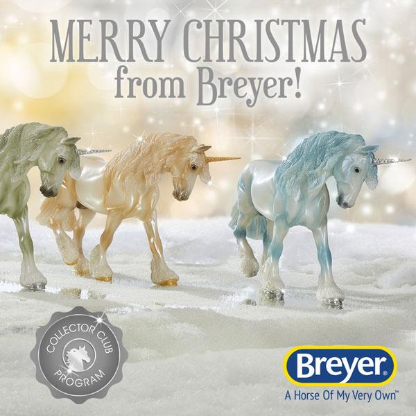 Breyer Santa Surprise 712259