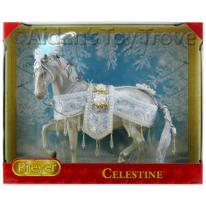 Breyer Celestine 700121 2018 Holiday Horse