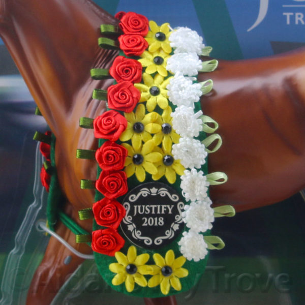 Breyer Justify 9300
