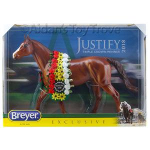 Breyer Justify 9300