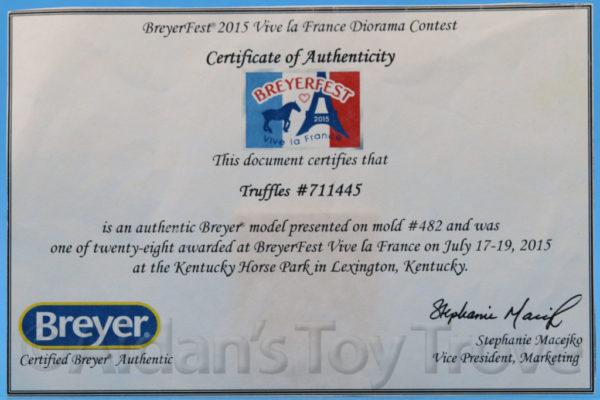 Breyer Truffles 711445