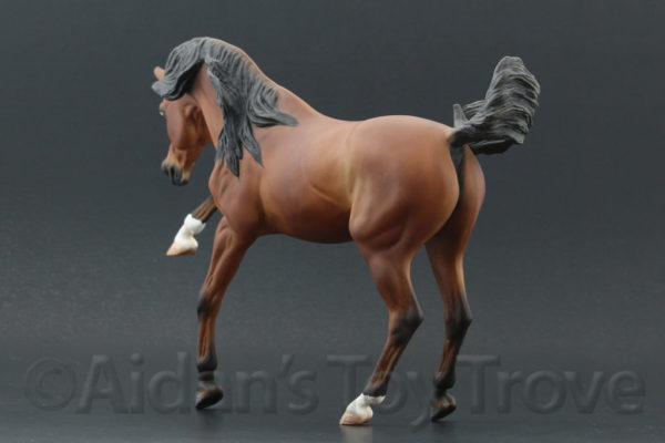 Breyer Custom Ashquar by Lauren Hoeffer