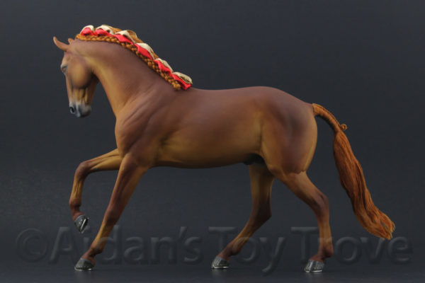 Breyer Custom True North by Janina Arndt