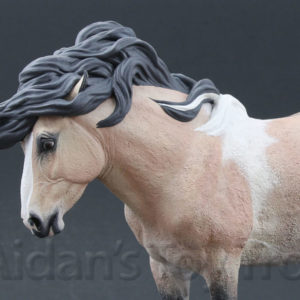Breyer Custom Misy by Sarah Minkiewicz Elvis